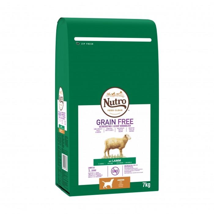 Alimentation pour chien - Nutro Sans Céréales Chiot pour chiens