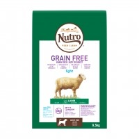 Croquettes pour chien - Nutro  Sans céréales Adulte Light Sans céréales Adulte Light