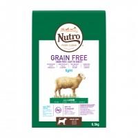 Croquettes pour chien - Nutro  Sans céréales Adulte Light