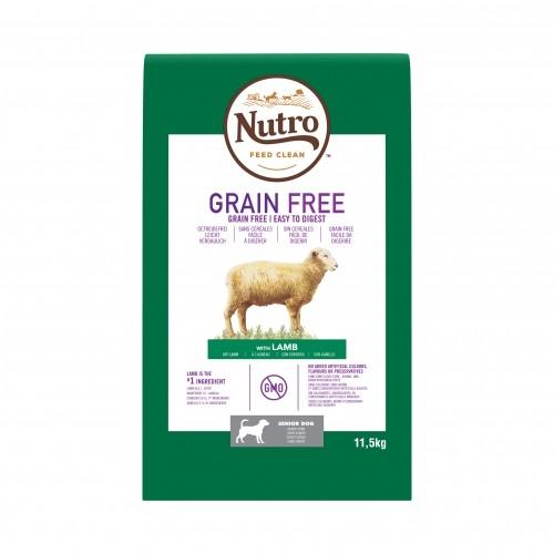Alimentation pour chien - Nutro Sans céréales Senior pour chiens