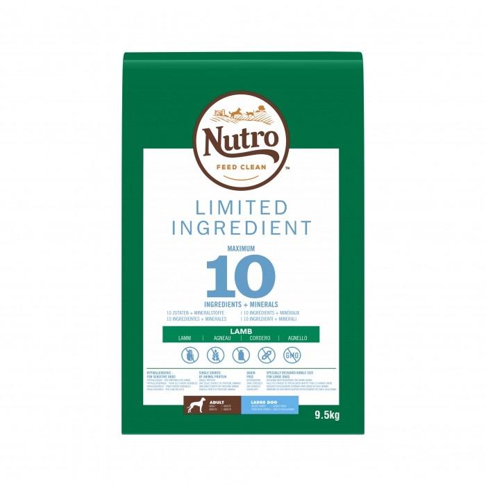 Alimentation pour chien - Nutro Limited Ingredient Adulte Grand chien pour chiens