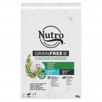 Croquettes pour chiens - Nutro Grain Free Medium Adult Light  Nutro