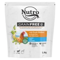 Croquettes pour chiot - Nutro Sans Céréales chiot moyenne race Nutro