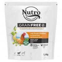 Croquettes pour chien - Nutro Grain Free Medium Adult Nutro