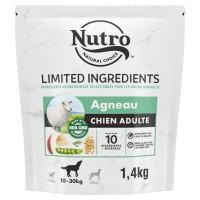 Croquettes pour chien - Nutro Limited Ingredients moyen chien adulte à l'agneau Nutro