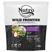 Croquettes pour chien - Nutro Wild Frontier Chien Moyen Adulte Nutro