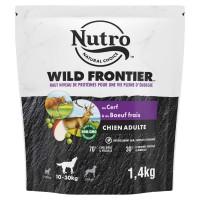 Croquettes pour chien - Nutro Wild Frontier moyen chien adulte au cerf et bœuf frais Nutro