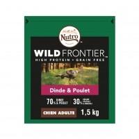 Croquettes pour chien - Nutro Wild Frontier Adult 1+