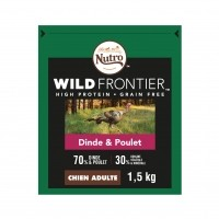 Croquettes pour chien - Nutro Wild Frontier Adult 1+ Wild Frontier Adult 1+