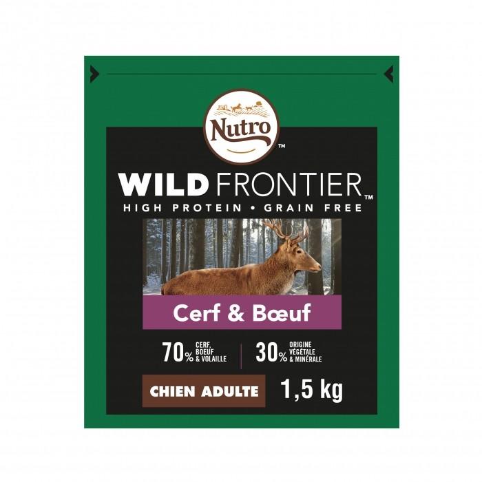 Alimentation pour chien - Nutro Wild Frontier Adult 1+ pour chiens