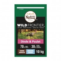 Croquettes pour chien - Nutro Wild Frontier Adult Large Dog 1+ Wild Frontier Adult Large Dog 1+