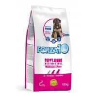 Croquettes pour chien - FORZA 10 Maintenance Puppy Junior au poisson