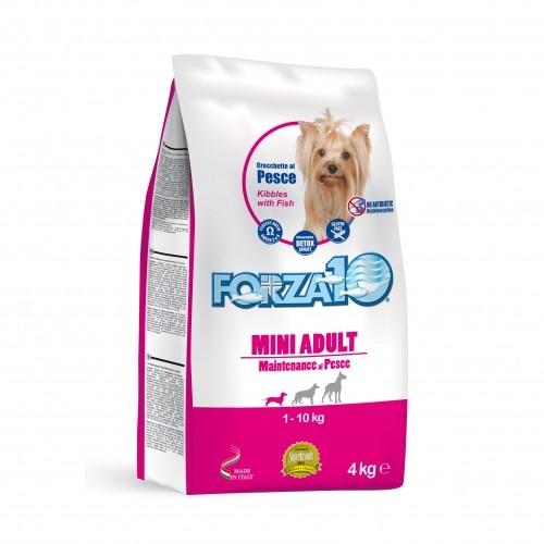 Alimentation pour chien - FORZA 10 Mini Maintenance au poisson pour chiens