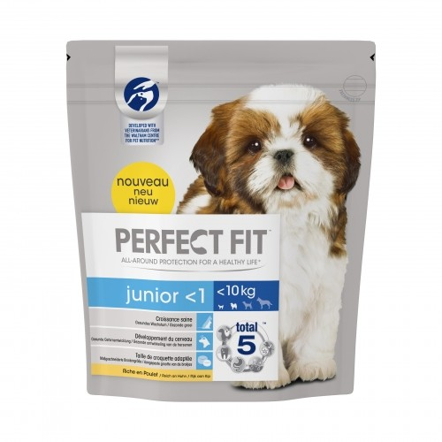 Croquettes pour chien - PERFECT FIT Junior < 10kg