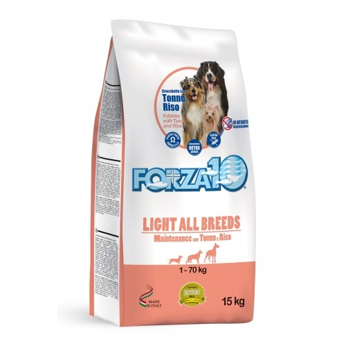 Alimentation pour chien - FORZA 10 pour chiens