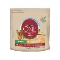 Croquettes pour chiens - PURINA ONE MINI < 10kg Active