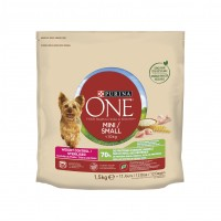 Croquettes pour chien - PURINA ONE MINI < 10kg Weight Control