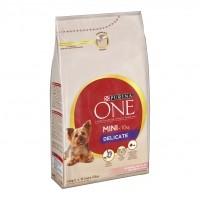 Croquettes pour chien - PURINA ONE® MINI < 10kg Delicate MINI < 10kg Delicate