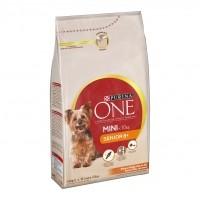 Croquettes pour chien - PURINA ONE MINI < 10kg Senior 8+