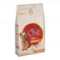Croquettes pour chien - PURINA ONE MINI < 10kg Senior 8+ MINI < 10kg Senior 8+