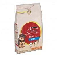 Croquettes pour chiot - PURINA ONE MINI < 10kg Junior