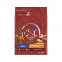 Croquettes pour chien - PURINA ONE Medium / Maxi > 10kg Adult Medium / Maxi > 10kg Adult
