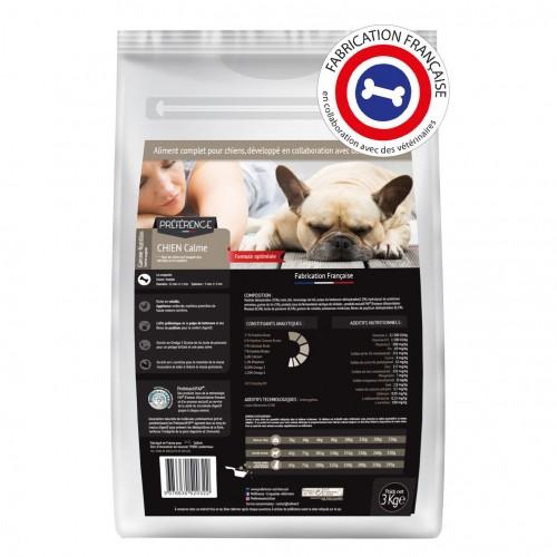 Alimentation pour chien - PRÉFÉRENCE NUTRITION Chien Calme pour chiens