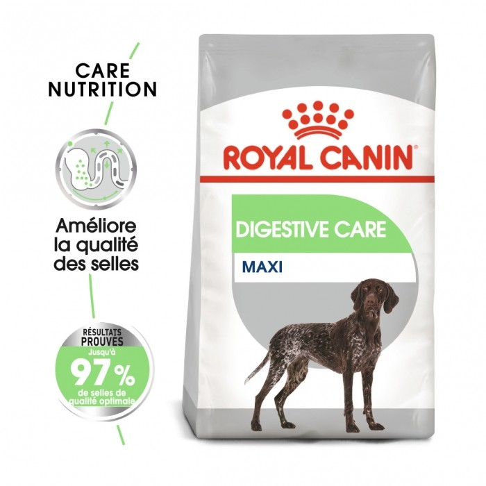 Alimentation pour chien - Royal Canin Maxi Digestive Care pour chiens
