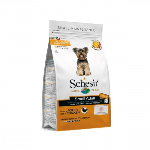 Croquettes pour chien - Schesir Small Adult Maintenance