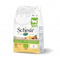 Croquettes pour chien - Schesir BIO Small Adult
