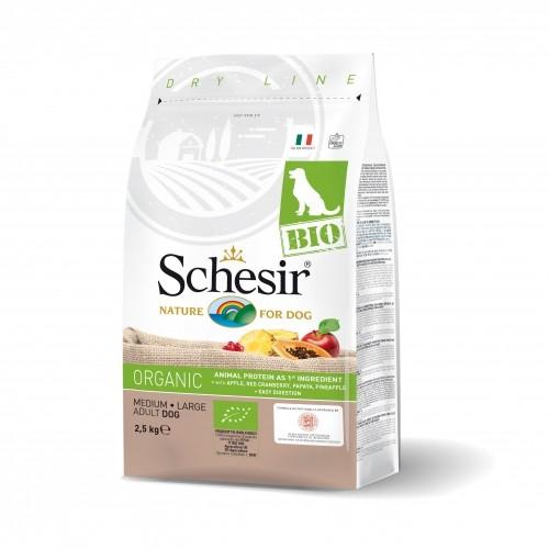 Alimentation pour chien - Schesir BIO pour chiens