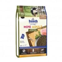 Croquettes pour chien  - BOSCH  Mini Adult - Volaile & Millet