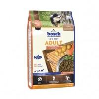 Croquettes pour chien  - BOSCH  Adult Saumon & Pomme de Terre
