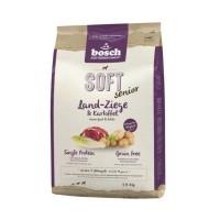 Croquettes pour chien  - BOSCH Senior Grain Free - Chèvre et Pommes de terre