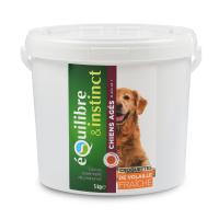 Croquettes pour chien - EQUILIBRE & INSTINCT Senior