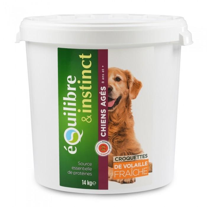 Alimentation pour chien - EQUILIBRE & INSTINCT Senior pour chiens