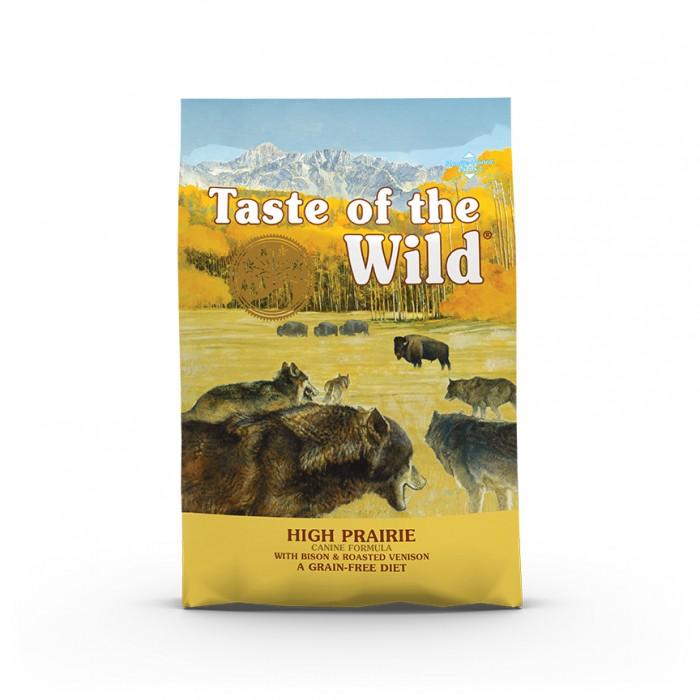 Alimentation pour chien - Taste Of The Wild High Prairie Adult pour chiens