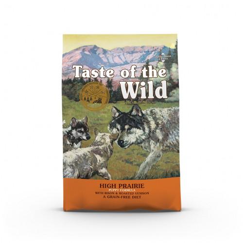 Alimentation pour chien - Taste Of The Wild High Prairie Puppy pour chiens