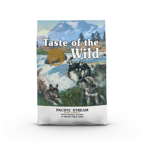 Alimentation pour chien - Taste Of The Wild Pacific Stream Puppy pour chiens