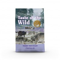 Croquettes pour chien - Taste Of The Wild Sierra Mountain Sierra Mountain