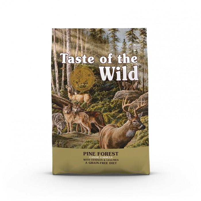 Alimentation pour chien - Taste Of The Wild Pine Forest pour chiens