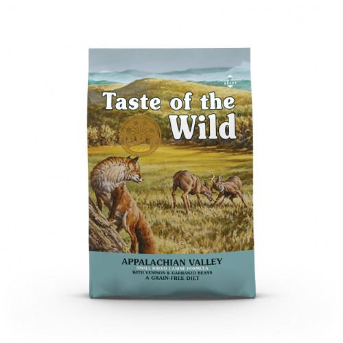Alimentation pour chien - Taste Of The Wild Appalachian Valley Small Breed  pour chiens