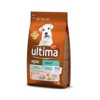 Croquettes pour chien - Ultima Mini Light