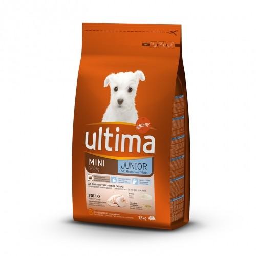 Alimentation pour chien - Ultima Mini Junior pour chiens