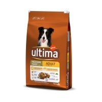 Croquettes pour chien - Ultima Medium Maxi Adult Medium Maxi Adult
