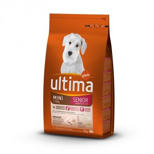 Alimentation pour chien - Ultima Mini Senior pour chiens