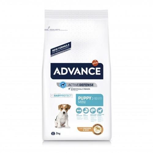 Alimentation pour chien - ADVANCE Mini Puppy Protect pour chiens