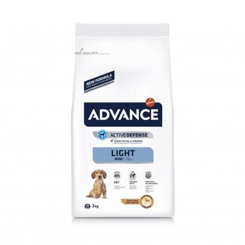 Croquettes pour chien - ADVANCE Mini Light