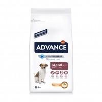 Croquettes pour chien - ADVANCE Mini +8