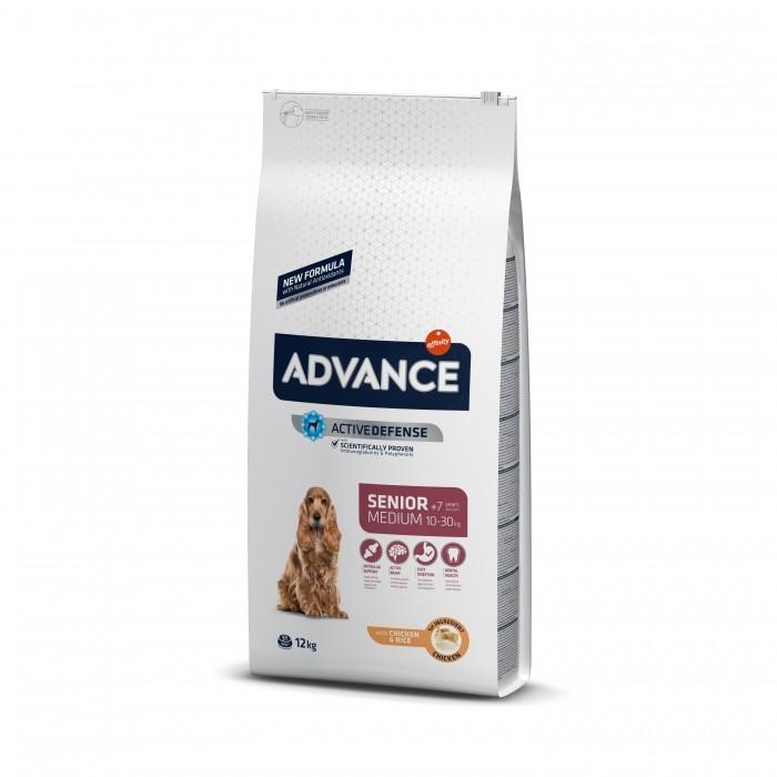 ADVANCE Medium +7-Medium +7